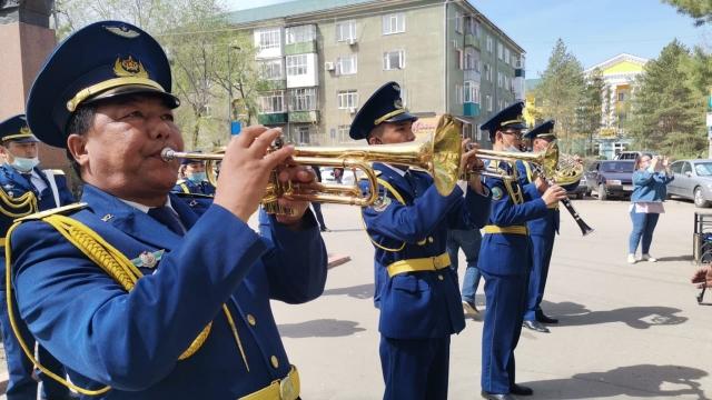 Празднование Дня Победы в Актобе пройдёт без оркестров и парада