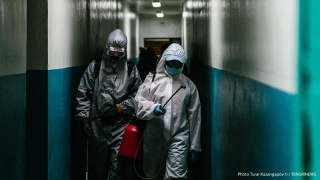 Снова рост. За сутки 2 840 человек заболели коронавирусом в Казахстане