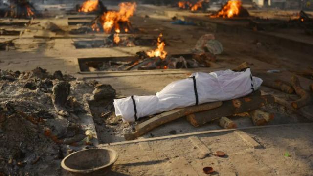 В священной для индийцев реке Ганг обнаружили десятки тел жертв COVID-19