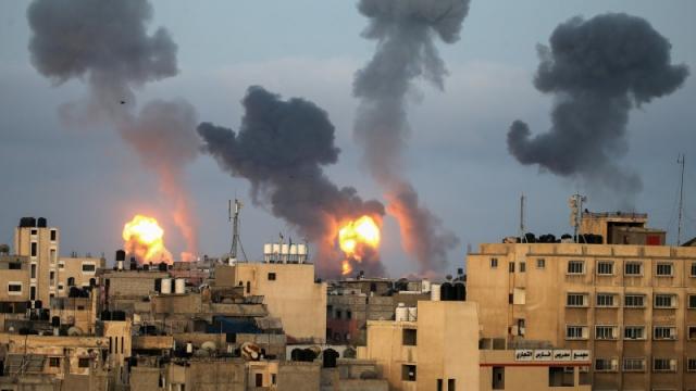 Турция резко отреагировала на удары Израиля по палестинцам