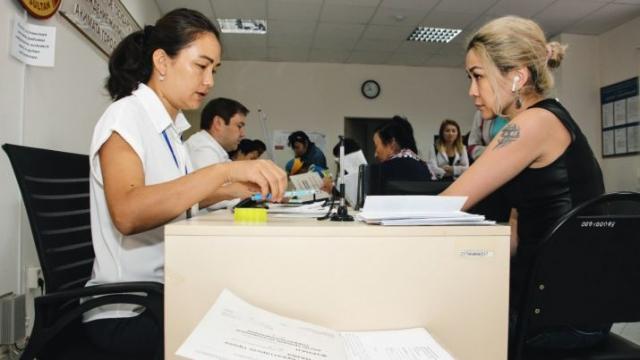Казахстанцы теперь могут получать услуги центров занятости онлайн