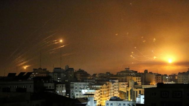 Нетаньяху предупредил о суровой расплате за ракетный обстрел Израиля