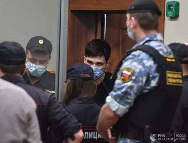 Галявиев признал вину по делу о стрельбе в казанской школе