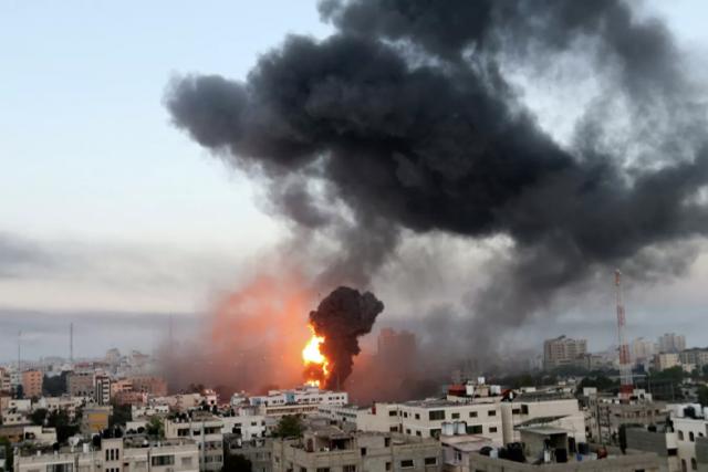 AFP: три страны запросили заседание СБ ООН из-за Палестины и Израиля