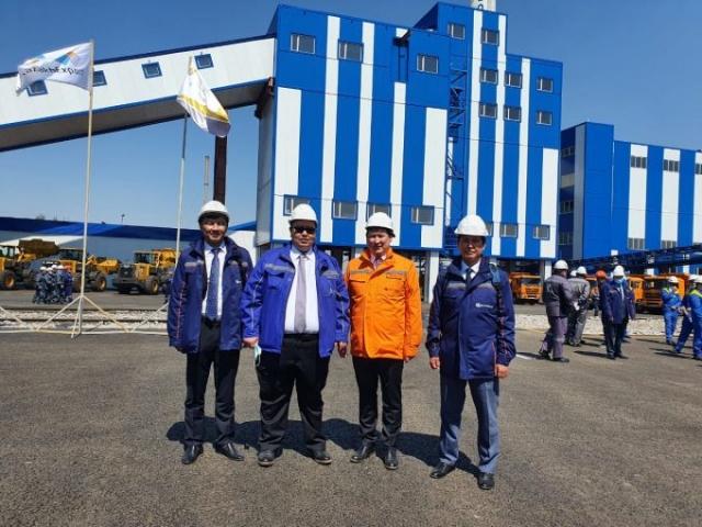 """Фабрика по обогащению угля ТОО """"Qaz Carbon"""" запущена в Караганде"""