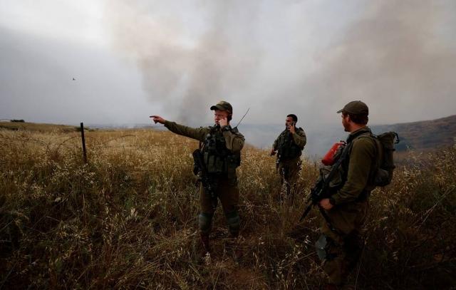 СМИ: Израиль готовится к наземной операции в Газе