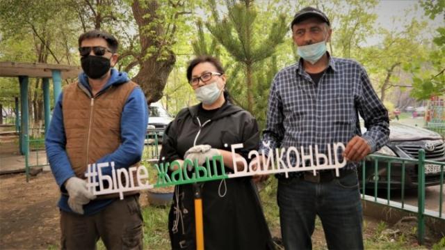 """Жители столицы запустили челлендж """"Посади свое дерево"""""""