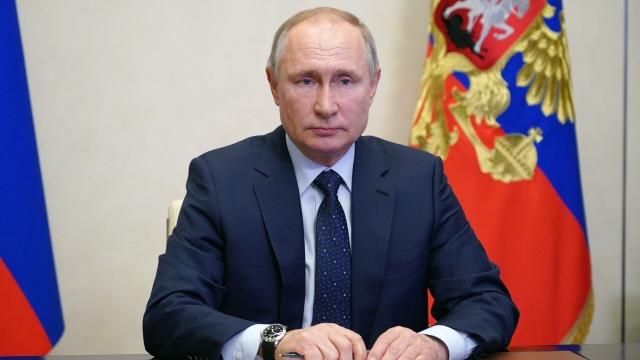 Путин вошел в список кандидатов на Нобелевскую премию мира