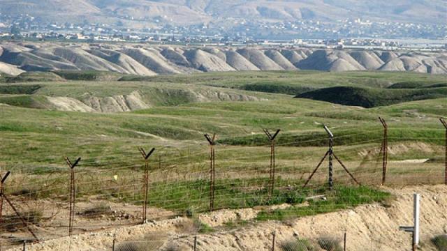 На кыргызско-узбекской границе возник конфликт между сельчанами