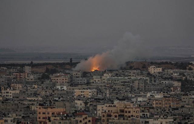 СМИ: число погибших в результате израильских ударов в Газе возросло до 119