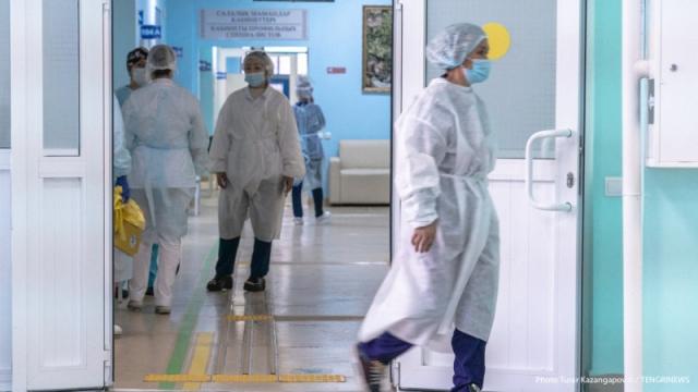 Вторые сутки в Казахстане фиксируют по 2,5 тысячи заражений коронавирусом