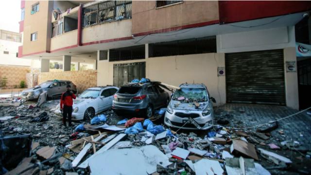 В секторе Газа заявили о погибших после авиаудара ВВС Израиля