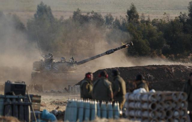 Армии Израиля приказали готовиться к любым вариантам действий в Газе