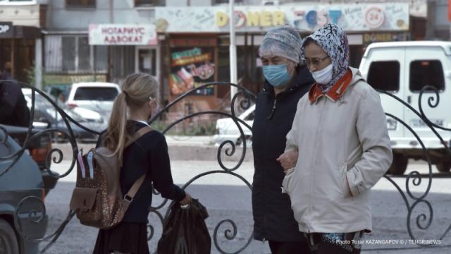 Число заражений коронавирусом в Казахстане за сутки снизилось до 2089