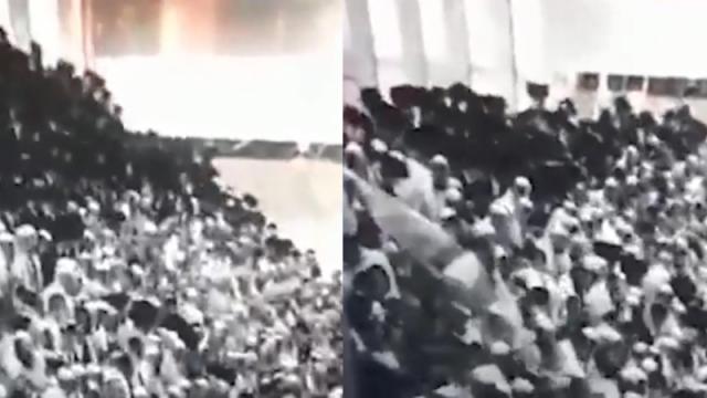 Трибуна синагоги с десятками людей обрушилась в Израиле