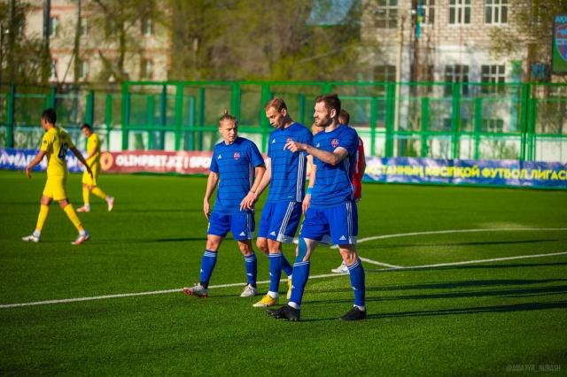 «Акжайык» победил четвёртый раз подряд