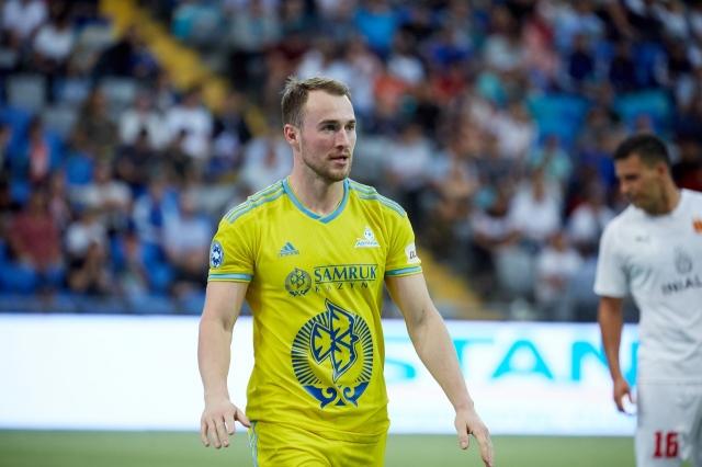 Бывший футболист «Астаны» стал победителем европейского чемпионата