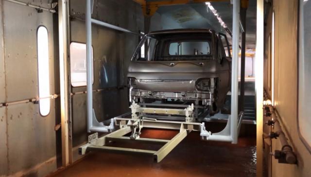 Какие модели авто производит Казахстан? Официальные данные