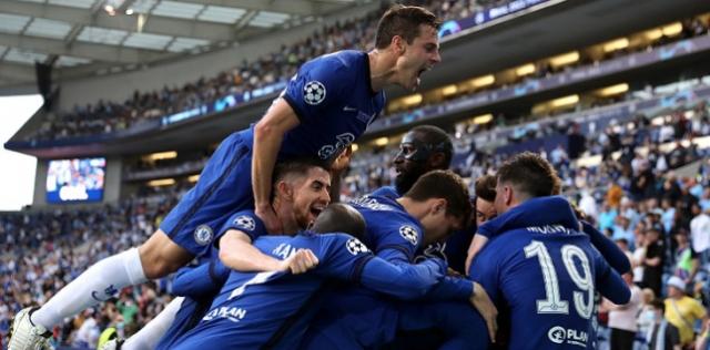 «Челси» выиграл в финале Лиги чемпионов впервые с 2012 года