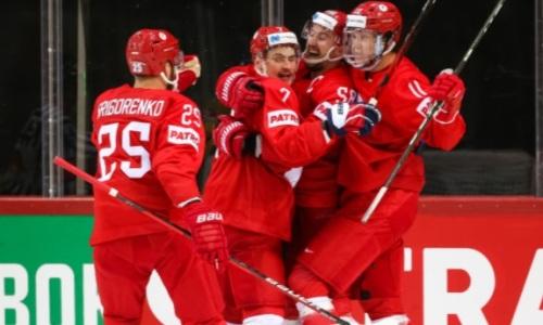 Стали известны шесть участников плей-офф ЧМ-2021 по хоккею с участием сборной Казахстана