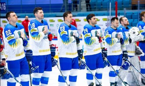 Сборная Казахстана установила впечатляющий рекорд чемпионата мира по хоккею