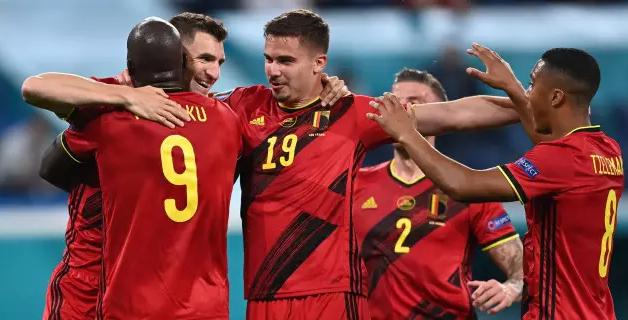 Бельгия разгромила Россию и возглавила группу на Евро-2020