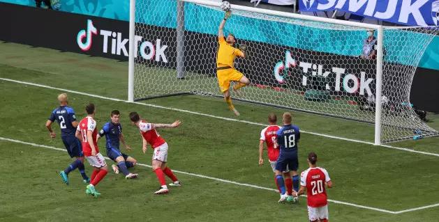 Сборная Финляндии стартовала с исторической победы на Евро-2020