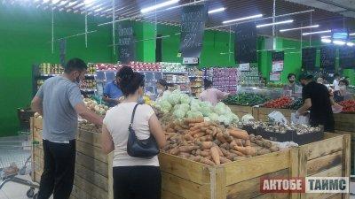 """""""Почем морковь"""". Почему в Актобе не могут снизить стоимость на овощ"""