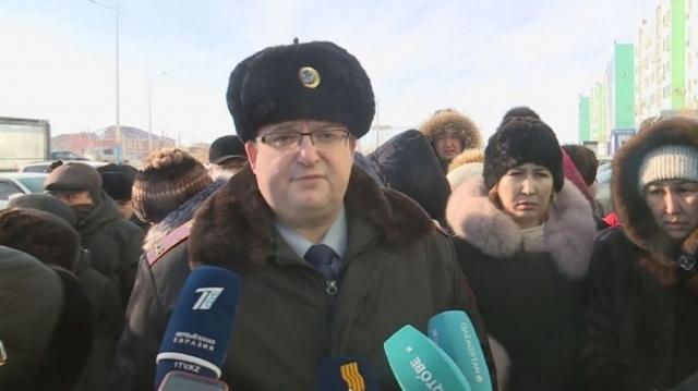 В Актобе  арестован глава следственного управления ДП Актюбинской области Е.Годлевский