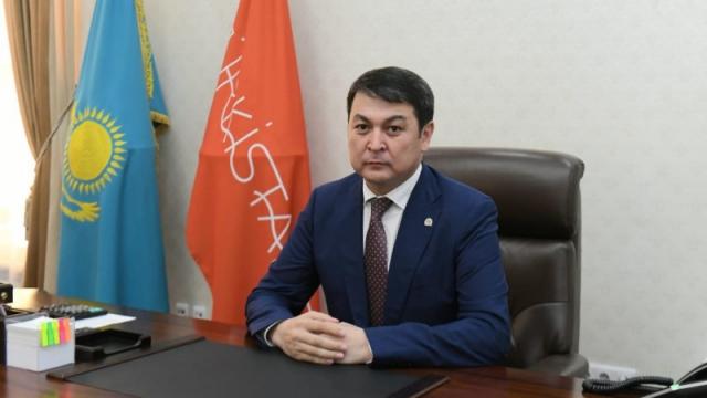 Нурбол Турашбеков назначен акимом Туркестана