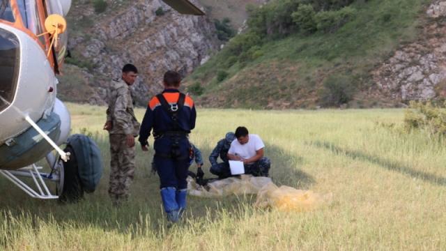 Стало известно, чье тело нашли   в горах Туркестанской области