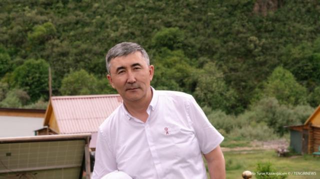 Этот человек жил на территории Казахстана 2700 лет назад