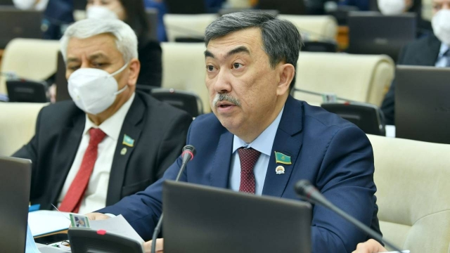 Арман Кожахметов возглавил Комитет по законодательству и судебной реформе Мажилиса