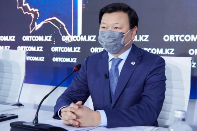 Алексей Цой ответил на сомнения ученых о вакцине QazVac
