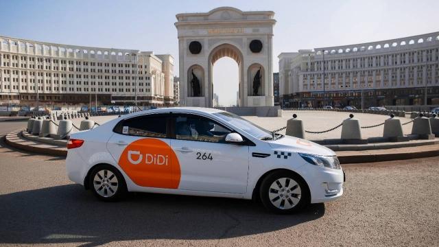 Доход водителей такси DiDi в Казахстане может достигать более миллиона тенге