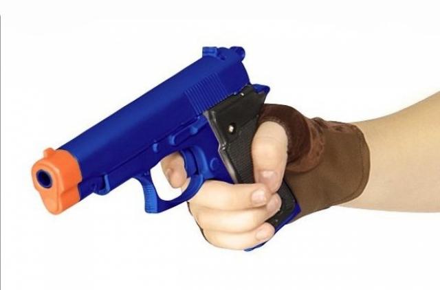 Мужчина с игрушечным пистолетом пытался ограбить магазин в Актобе