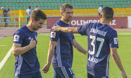 «Ордабасы» объявил об уходе сразу пяти футболистов
