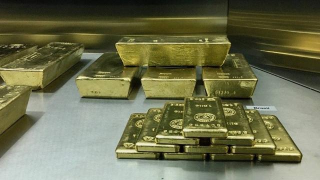 Жители каких регионов Казахстана больше всего покупают золотые слитки