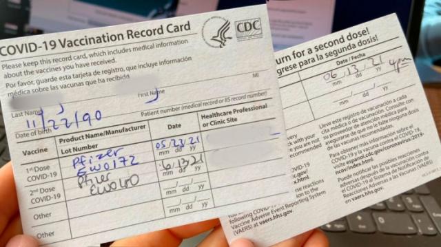 Привитые Pfizer рассказали о самочувствии после вакцины