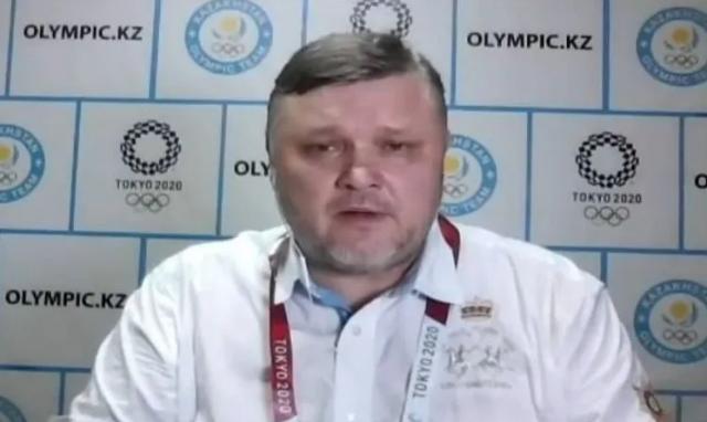 Генсек Национального олимпийского комитета обратился к казахстанцам
