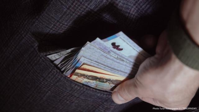 Главу департамента Минэнерго по Алматинской области подозревают во взятке