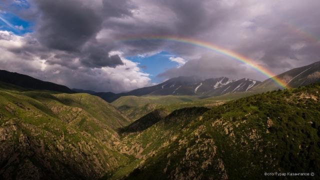 Дожди по заказу: об исследованиях по созданию осадков в Казахстане рассказал ученый