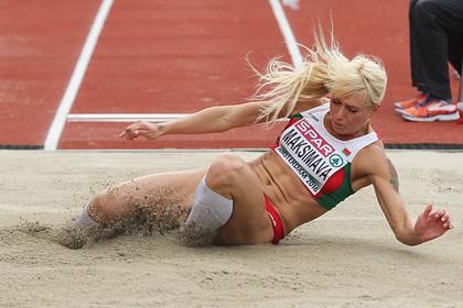 Еще одна легкоатлетка отказалась возвращаться в Белоруссию