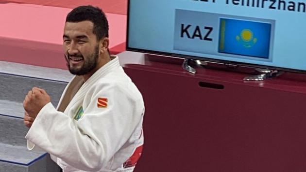 Дзюдоист Темиржан Даулет принес Казахстану третью медаль на Паралимпиаде-2020