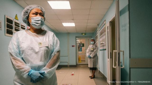 Более 7,8 тысячи человек заболели коронавирусом за сутки в Казахстане