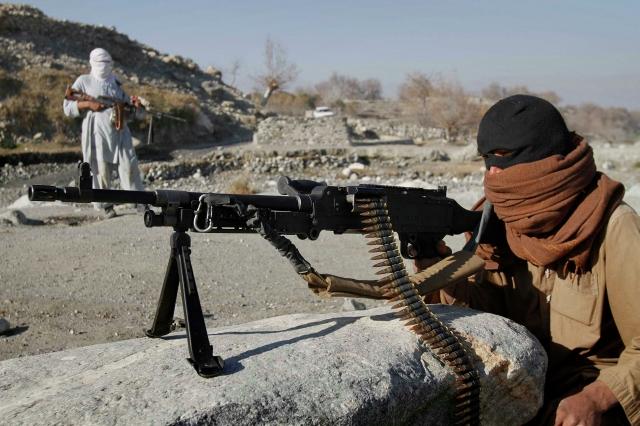 Талибы попытались взять штурмом тюрьму в Лашкаргахе