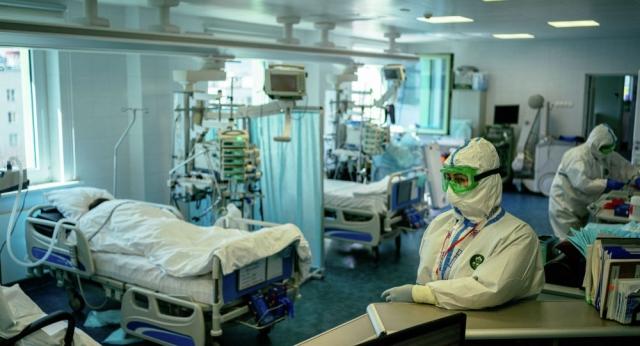 Каждый 2-й пациент нуждается в кислороде – врачи ковидных больниц обратились к астанчанам
