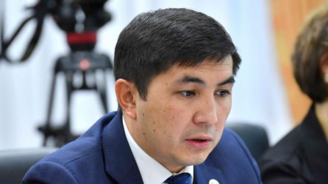 """Экс-глава """"СК-Фармации"""" Берик Шарип выступил с последним словом в суде"""