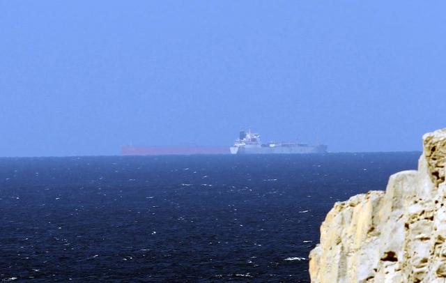 Би-би-си: захваченный танкер Asphalt Princess направляется в сторону Ирана