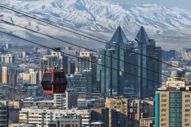 Численность населения Алматы превысила 2 миллиона человек